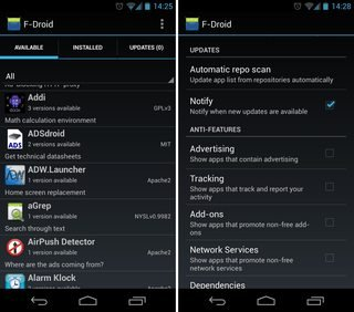F-Droid App